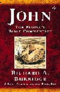 John (Gospel) (People's Bible Commentary Series) Paperback