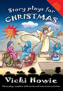 Story Plays For Christmas (Reproducible) Paperback