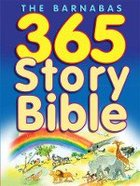 The Barnabas 365 Story Bible Pb Large Format