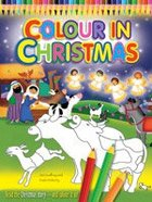 Colour in Christmas Paperback