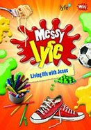 Lyfe Living With Jesus (Messy Church Series) Paperback