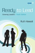 Ready to Lead Paperback
