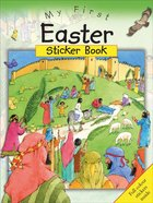 My First Easter Sticker Book Paperback