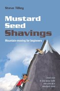 Mustard Seed Shavings Paperback