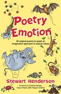 Poetry Emotion Paperback