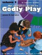 Complete Guide to Godly Play - Volume 3 - 20 Presentations For Winter (#03 in The Complete Guide To Godly Play Series)