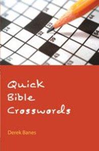 Quick Bible Crosswords