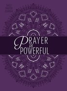 Prayer is Powerful: Prayer Journal Imitation Leather