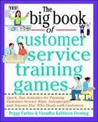 The Big Book of Customer Service Training Games Paperback