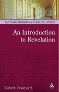 An Introduction to Revelation (T&t Clark Approaches To Biblical Studies Series)