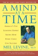 A Mind At a Time Paperback