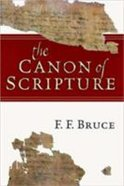 The Canon of Scripture Hardback