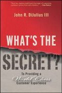 What's the Secret? Hardback
