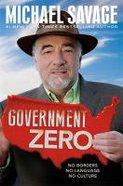 Government Zero Paperback
