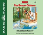 Houseboat Mystery (Unabridged, 2 CDS) (#012 in Boxcar Children Audio Series)