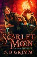 Scarlet Moon (#01 in Children Of The Blood Moon Series) Paperback
