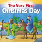 The Very First Christmas Day (Minibook) Paperback