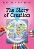 Mini Bible Activities: The Story of Creation (Mini Bible Activity Books Series) Booklet