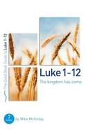 Luke 1-12 (The Good Book Guides Series) Paperback