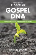 Gospel DNA Paperback