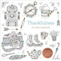 Thankfulness (Adult Coloring Books Series)