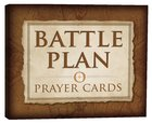 The Battle Plan Prayer Cards (40 Cards)