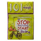 Box of Blessings:101 Ways to Stop Worrying Start Living
