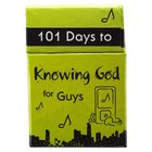 Box of Blessings: 101 Days to Knowing God For Guys Box