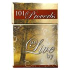 Box of Blessings:101 Proverbs to Live By Cards