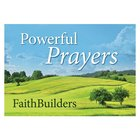 Faithbuilders: Powerful Prayers, Pack Of 20 Cards (5 Each Of 4 Designs)