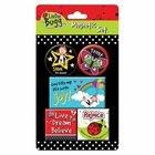 Magnetic Set of 5 Magnets: Laedee Bugg #01