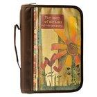 Bible Cover Fashion Micro-Fiber: Faithful Love Large Bible Cover