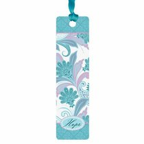 Bookmark With Ribbon: Hope