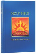 CEV Bible For Today Blue Hardback