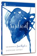 Resilient: Your Invitation to a Jesus-Shaped Life (A DVD Study)