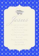 Christmas Boxed Cards: Jesus Came Not to a Throne (Eph 5:2 Niv) Box