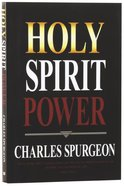 Holy Spirit Power Paperback