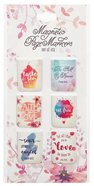 Bookmark Magnetic: Taste & See That the Lord is Good (Set Of 6) Stationery