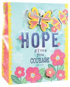 Gift Bag Medium: Hope, Matching Tissue Paper Stationery