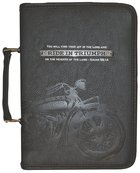 Bible Cover Ride in Triumph Xlarge Bible Cover