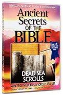 Ancient Secrets 3 #05: Dead Sea Scrolls (#05 in Ancient Secrets Of The Bible DVD Series) DVD