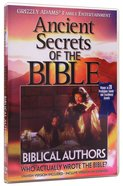Ancient Secrets 2 #04: Biblical Authors (Ancient Secrets Of The Bible DVD Series) DVD