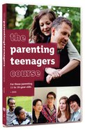 Parenting Teenagers Course, the DVD (Includes Leader's Guide) (Parenting Course)