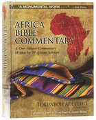 Africa Bible Commentary Hardback