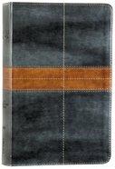 NIV Devotional Bible For Men (Black Letter Edition) Premium Imitation Leather