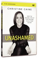 Unashamed: Drop the Baggage, Pick Up Your Freedom, Fulfill Your Destiny (Dvd Study) DVD
