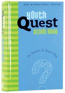 NIV Quest Study Youth Bible Ages 11-14 Hardback