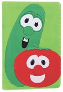 NIRV Veggietales Bible (Black Letter Edition) Premium Imitation Leather