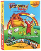 Beginners Bible, the (Incl Book, CDS & Dvd)(Timeless Childrens Stories) (Collectors Edition) (Beginners Bible Series)