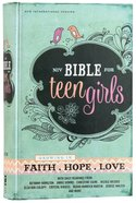 NIV Bible For Teen Girls (Black Letter Edition)